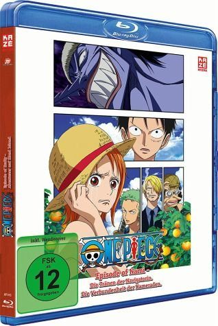 Blu-ray »One Piece: Episode of Nami - Die Tränen der...«