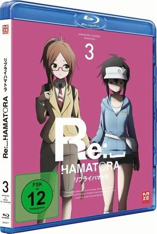 Blu-ray »Re:Hamatora - Vol. 3«