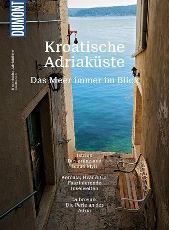 Broschiertes Buch »DuMont BILDATLAS Kroatische Adriaküste«