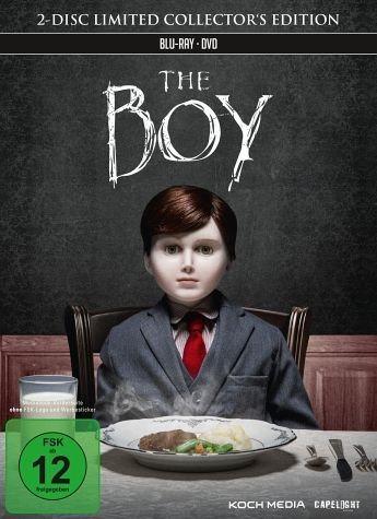 Blu-ray »The Boy (Mediabook + DVD)«