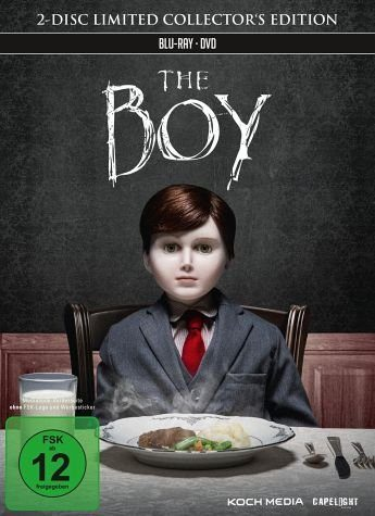 Blu-ray »The Boy (Mediabook + DVD)«