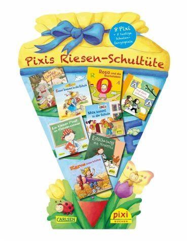 Box »Pixis Riesen-Schultüte«