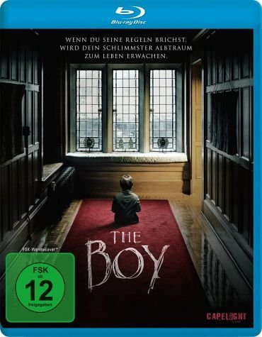 Blu-ray »The Boy«