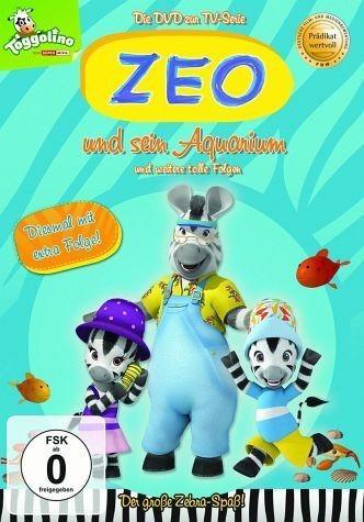 DVD »Zeo und sein Aquarium und weitere tolle Folgen«