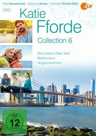 DVD »Katie Fforde: Collection 6 (3 Discs)«