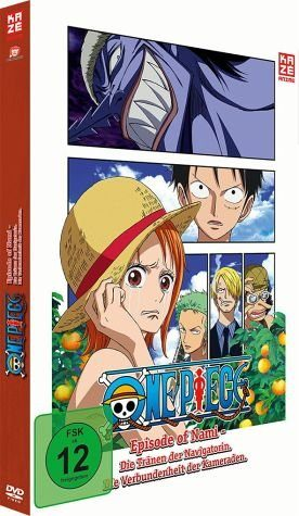 DVD »One Piece: Episode of Nami - Die Tränen der...«