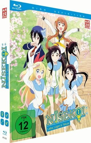 Blu-ray »Nisekoi - 2. Staffel, Vol. 1 (2 Discs)«