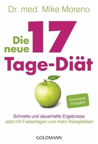 Broschiertes Buch »Die neue 17-Tage-Diät«