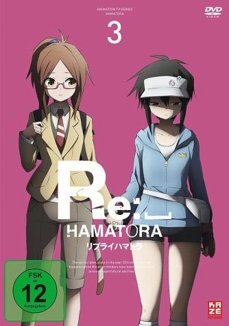 DVD »Re:Hamatora - Vol. 3«
