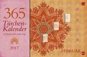Kalender »365-Türchenkalender 2017 mit Zitaten«