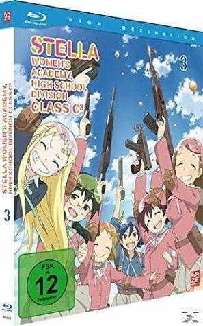 Blu-ray »Stella Women's Academy Vol. 3«