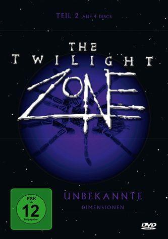 DVD »The Twilight Zone: Unbekannte Dimensionen -...«