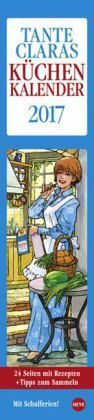 Kalender »Tante Claras Küchenkalender 2017«