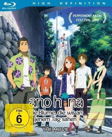 Blu-ray »AnoHana - Die Blume, die wir an jenem Tag...«