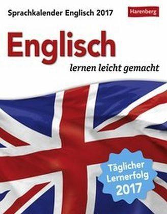 Kalender »Sprachkalender Englisch 2017«