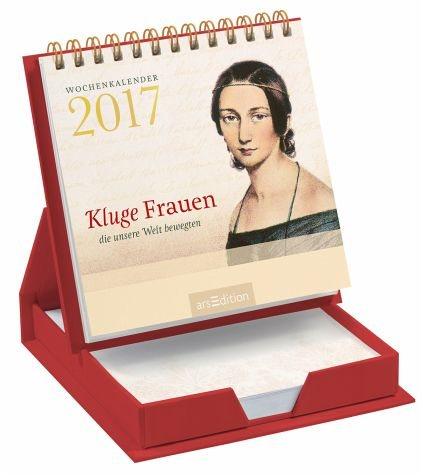 Kalender »Kluge Frauen 2017«