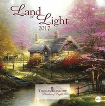 Kalender »Land of Light Broschurkalender - Kalender 2017«