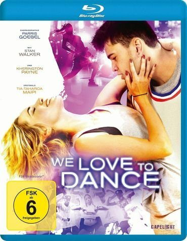 Blu-ray »We Love to Dance«