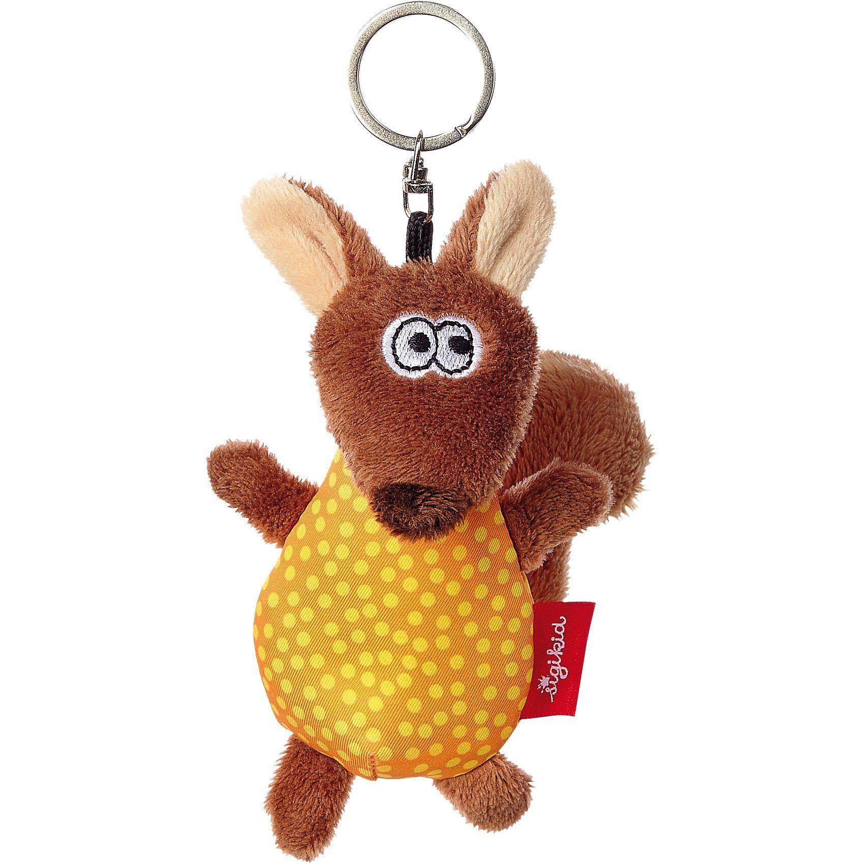 sigikid Schlüsselanhänger Eichhörnchen (41160)