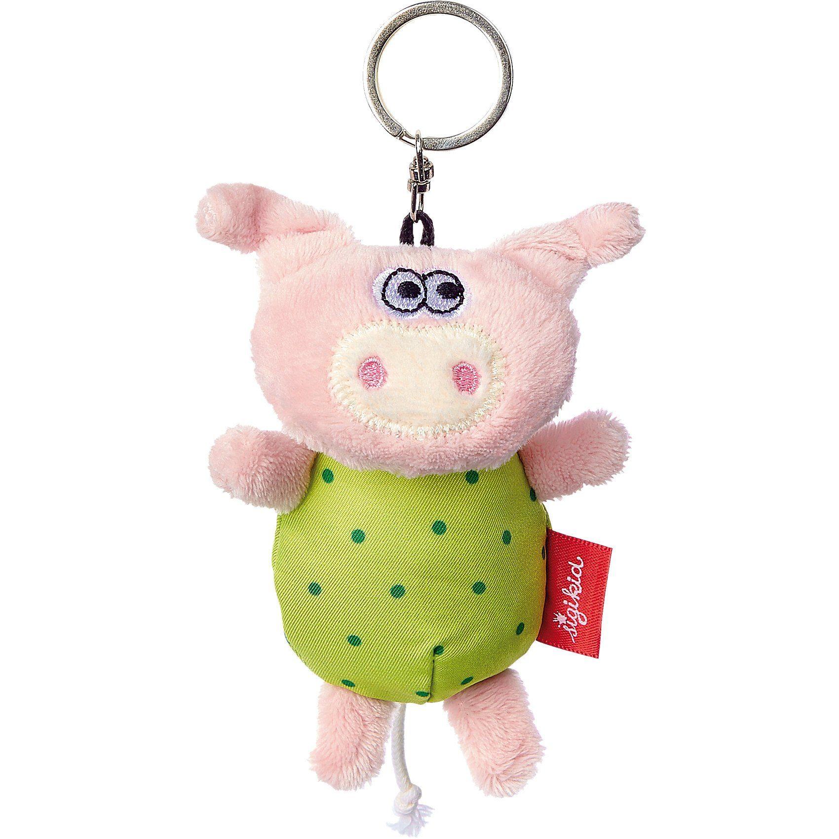 sigikid Schlüsselanhänger Schwein (41161)