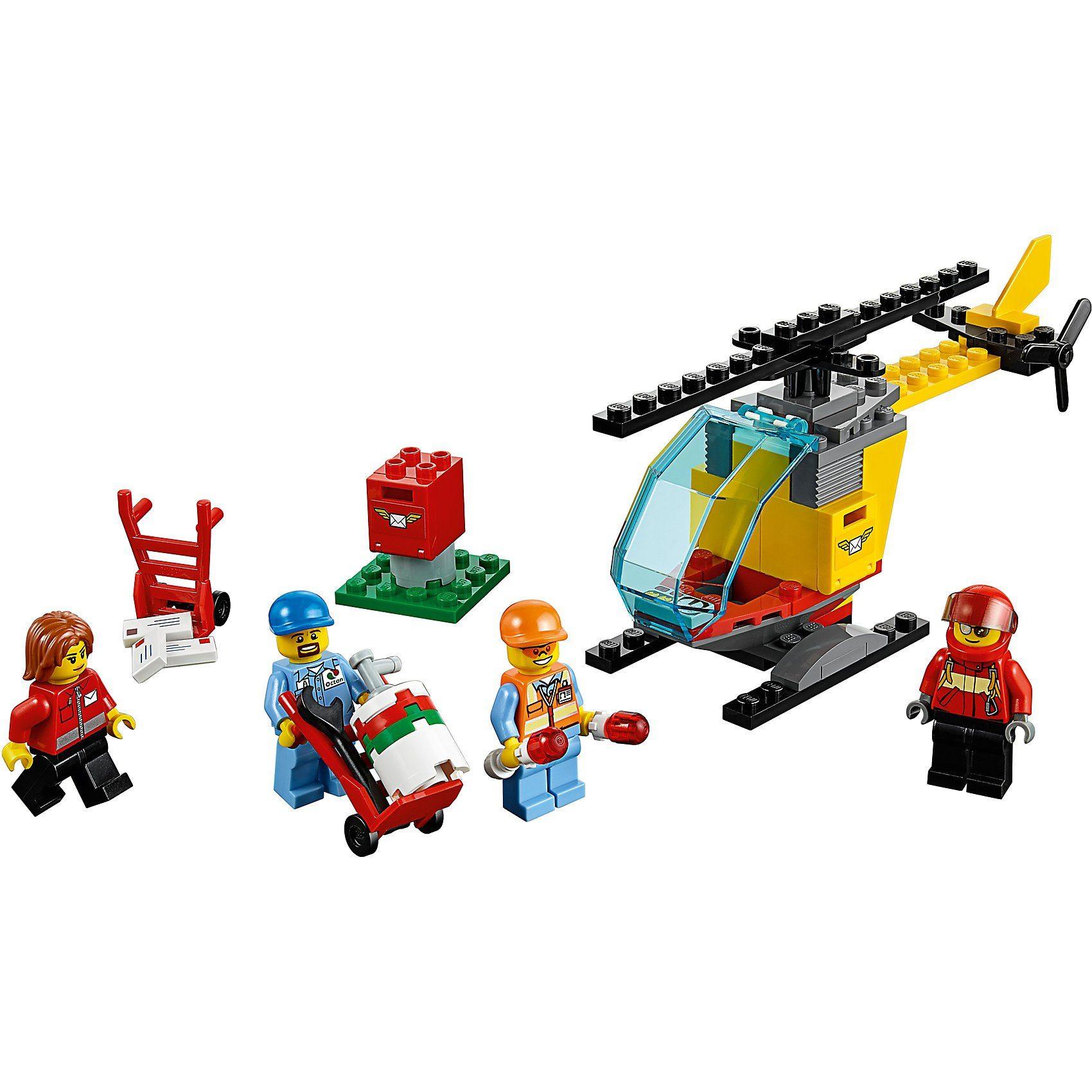 60100 City: Flughafen Starter-Set