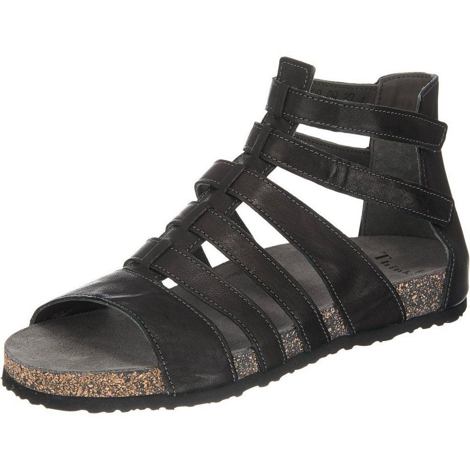 Think! Dufde Sandaletten in schwarz