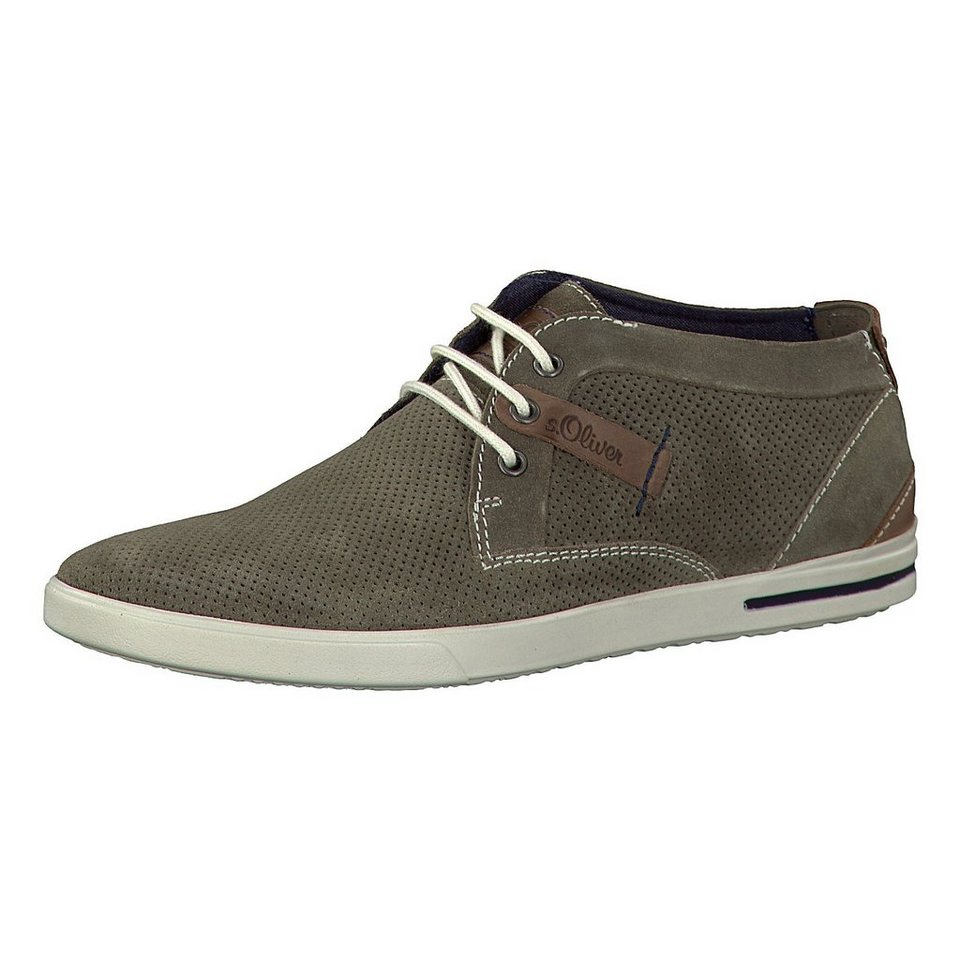 s.Oliver Collin Sneakers in taupe