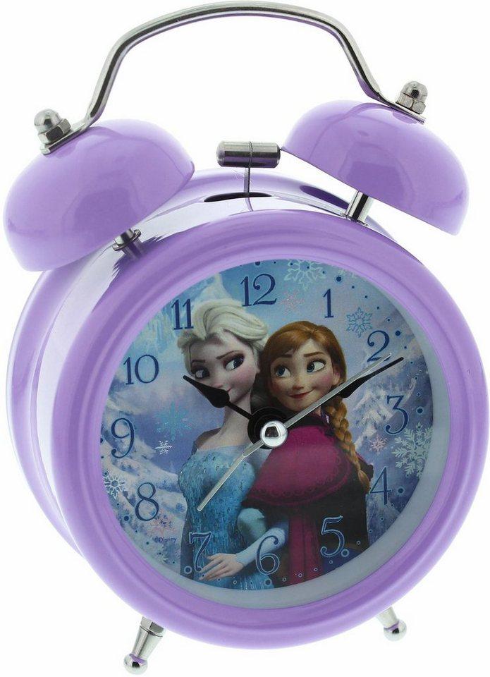 Home affaire Wecker »Disney Die Eiskönigin« in lila