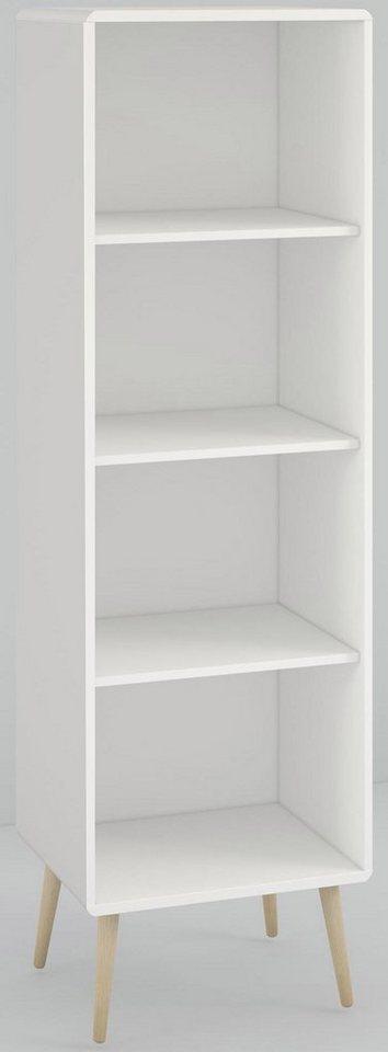 Home affaire Regal »Softline« in weiß lackiert
