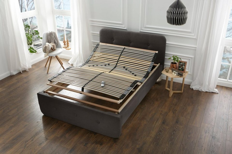 lattenrost flex motor funk beco 42 leisten 7 liegezonen mit elektrischer verstellung. Black Bedroom Furniture Sets. Home Design Ideas