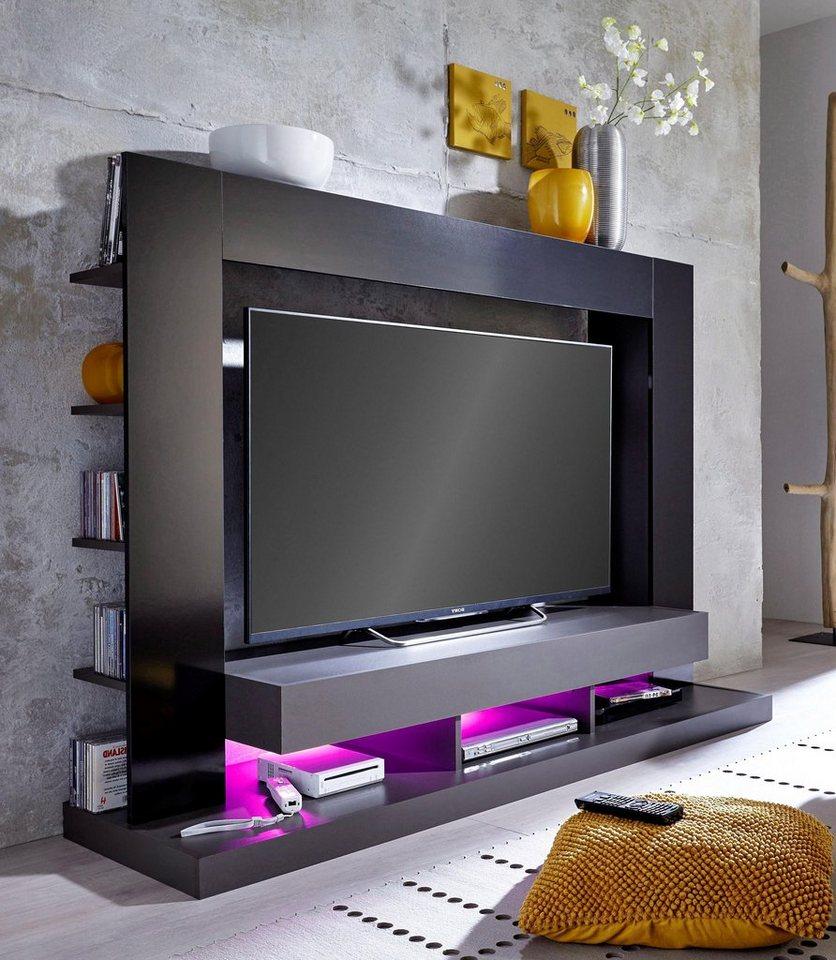 trendteam mediawand ttx 05 online kaufen otto. Black Bedroom Furniture Sets. Home Design Ideas