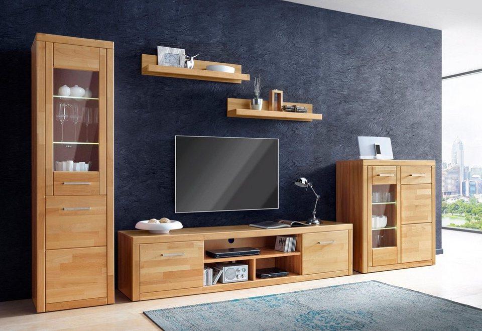 Quelle Wohnwand. Perfect Wohnzimmer Moderne Hochglanz Wohnwand ...