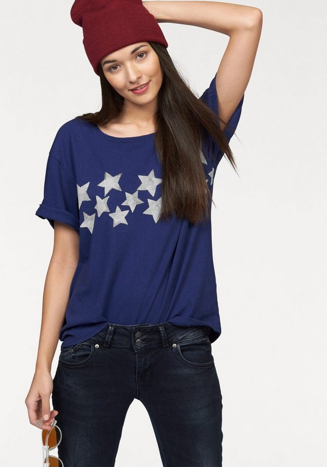Roxy T-Shirt in Blau