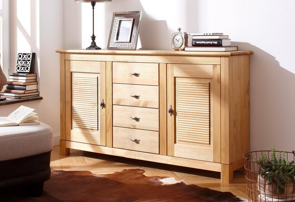 home affaire sideboard rauna breite 150 cm otto. Black Bedroom Furniture Sets. Home Design Ideas