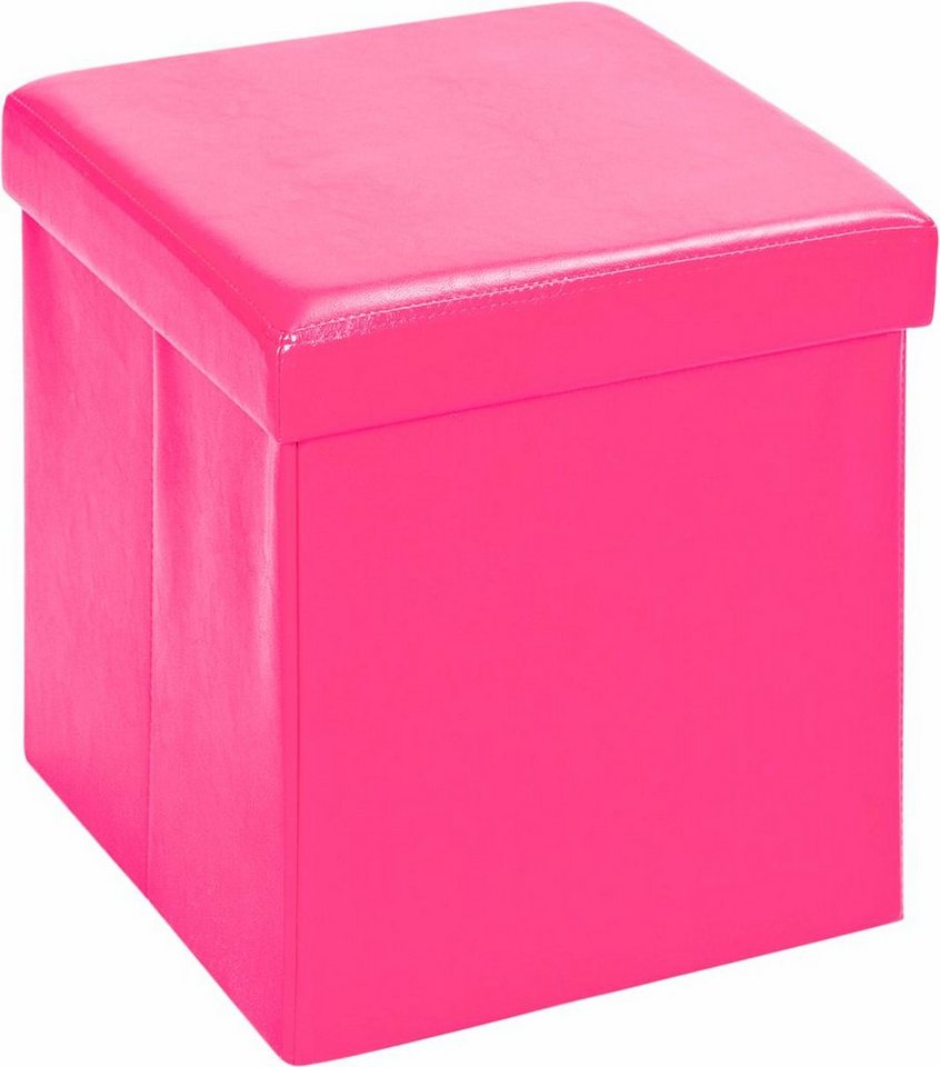 Faltbox »SETTI« in pink