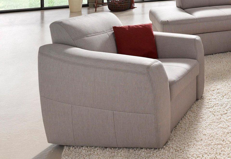 Gala Collezione Sessel in beige-grau