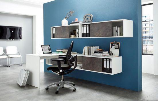 GERMANIA Büro-Set »Altino«, (Set, 5-tlg)