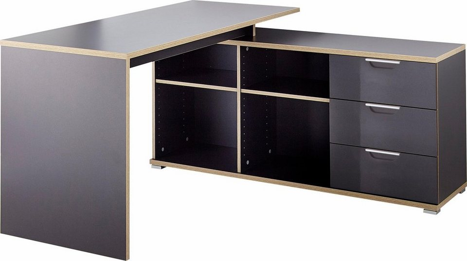 germania schreibtisch 4081 online kaufen otto. Black Bedroom Furniture Sets. Home Design Ideas