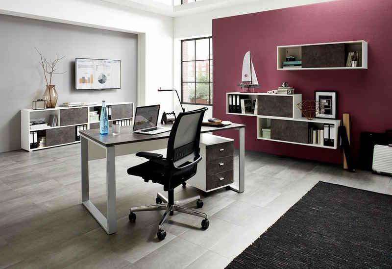 GERMANIA Büro-Set »Altino«, (Set, 2-St)