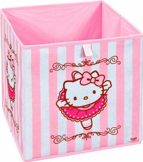 Home affaire Faltbox »Hello Kitty«