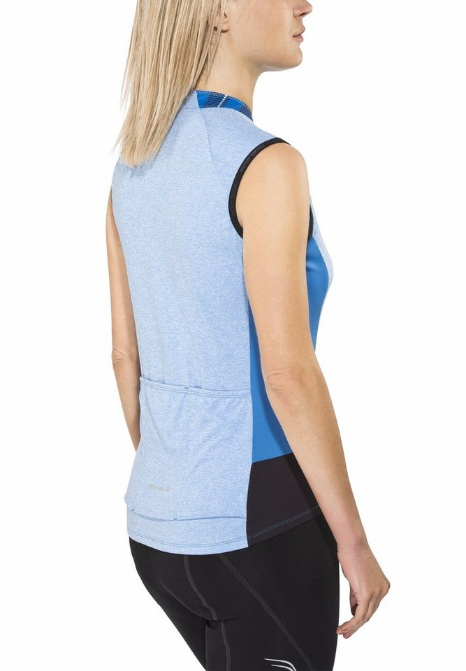 PEARL iZUMi Radtrikot »SELECT Escape SL Jersey Women sky blue« in blau