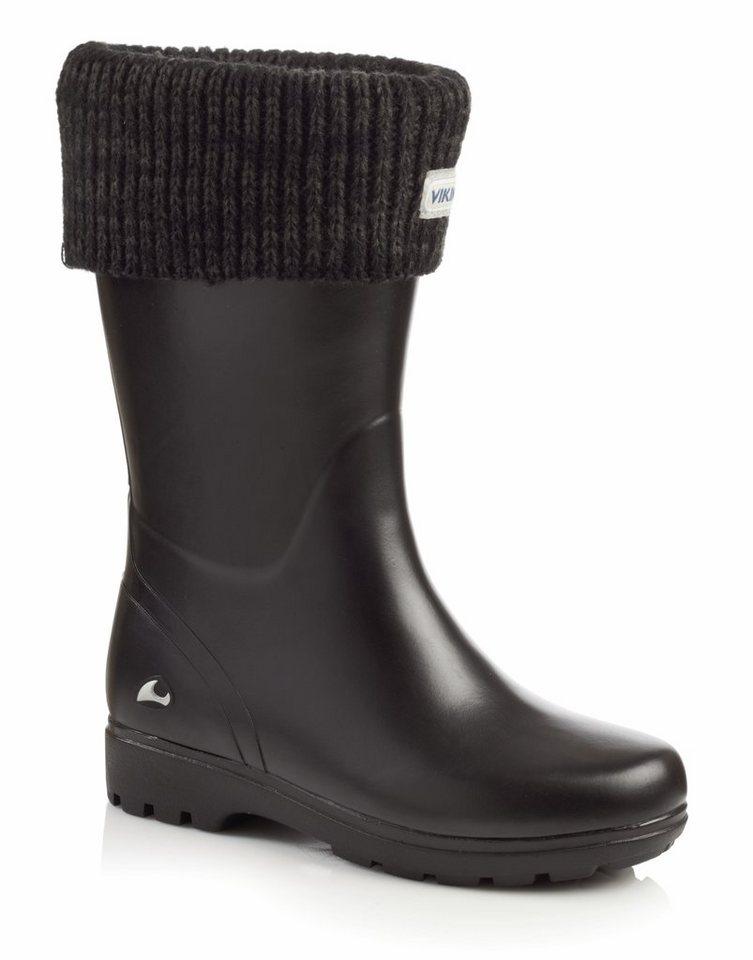 Viking Stiefel »Mira Warm Boots Junior« in schwarz
