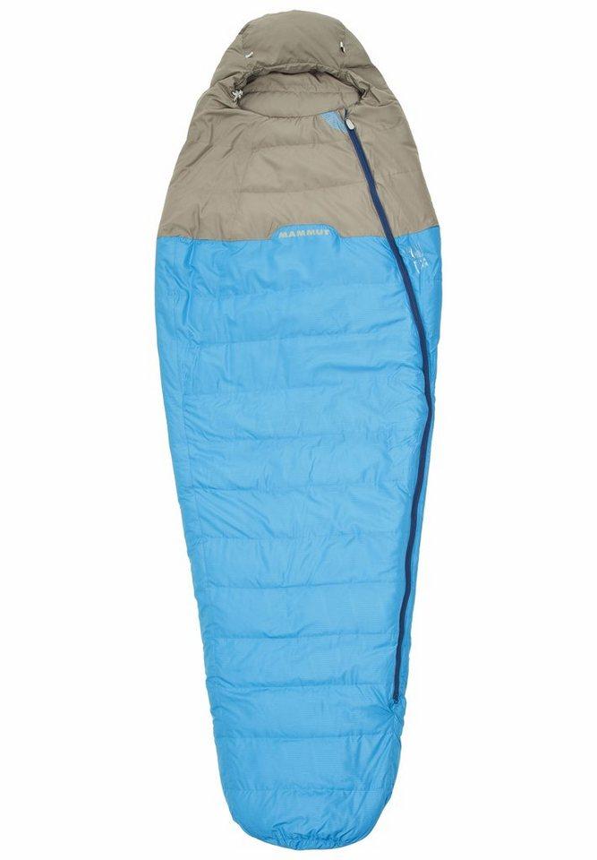 Mammut Schlafsack »Lahar Down EMT Spring 195 Sleeping Bag« in blau