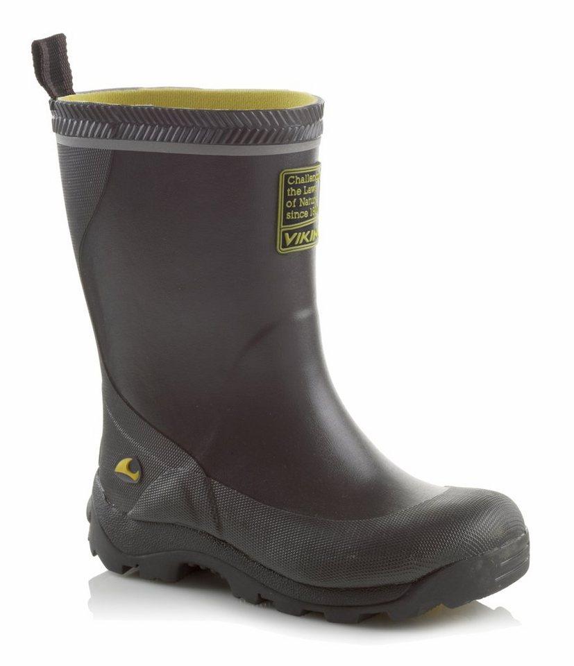 Viking Stiefel »Storm Boots Junior« in grau