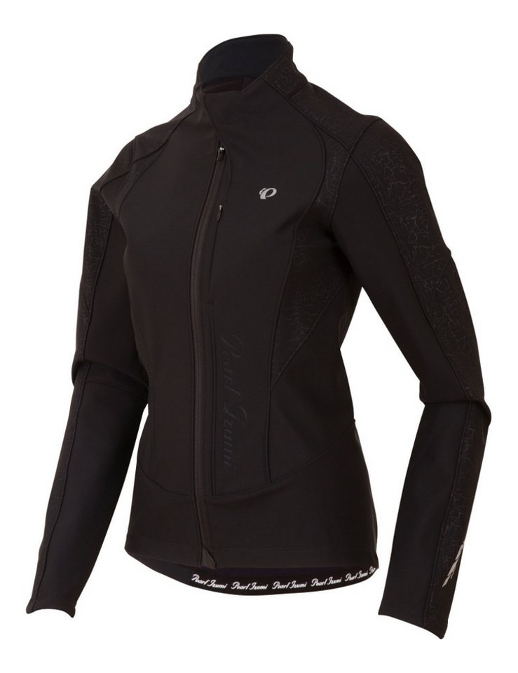 PEARL iZUMi Radjacke »Pro Softshell Jacket Women« in schwarz