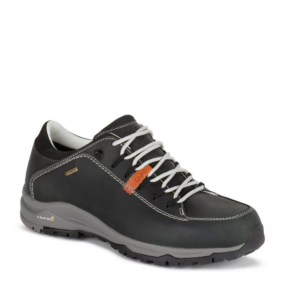 AKU Freizeitschuh »Nemes FG Low GTX Shoes Unisex« in grau