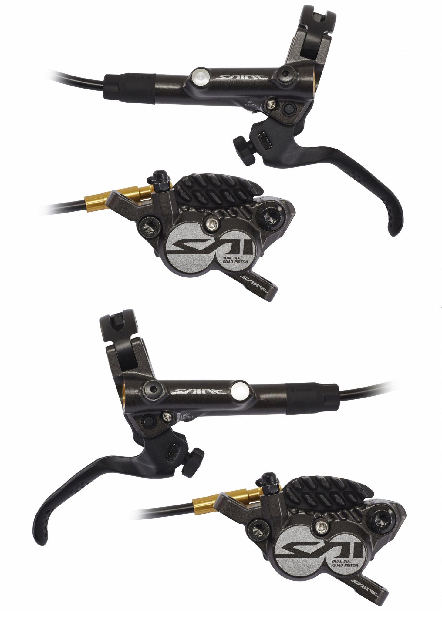 Shimano Scheibenbremse »Shimano Saint BR-M820 Scheibenbremsen mit H03C«