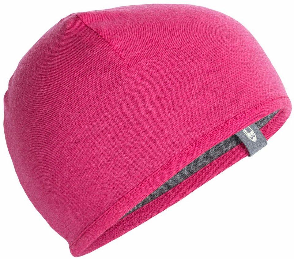 Icebreaker Hut »Pocket Hat« in grau