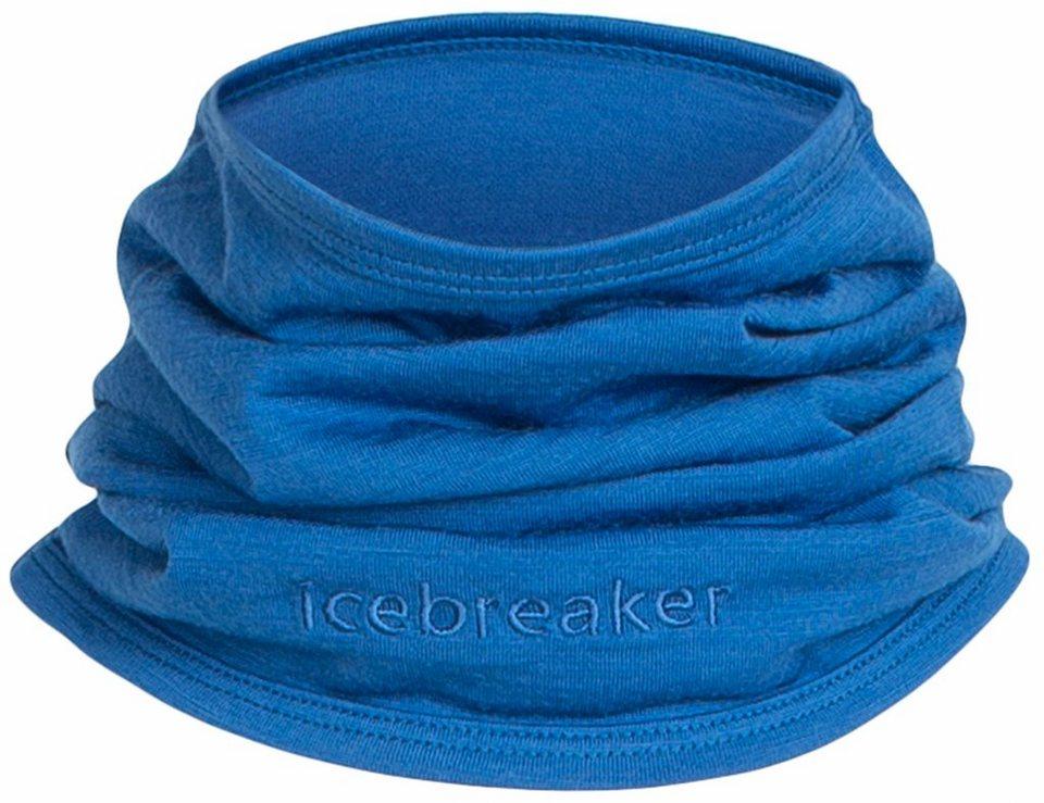 Icebreaker Schal »Flexi Chute Kids« in blau