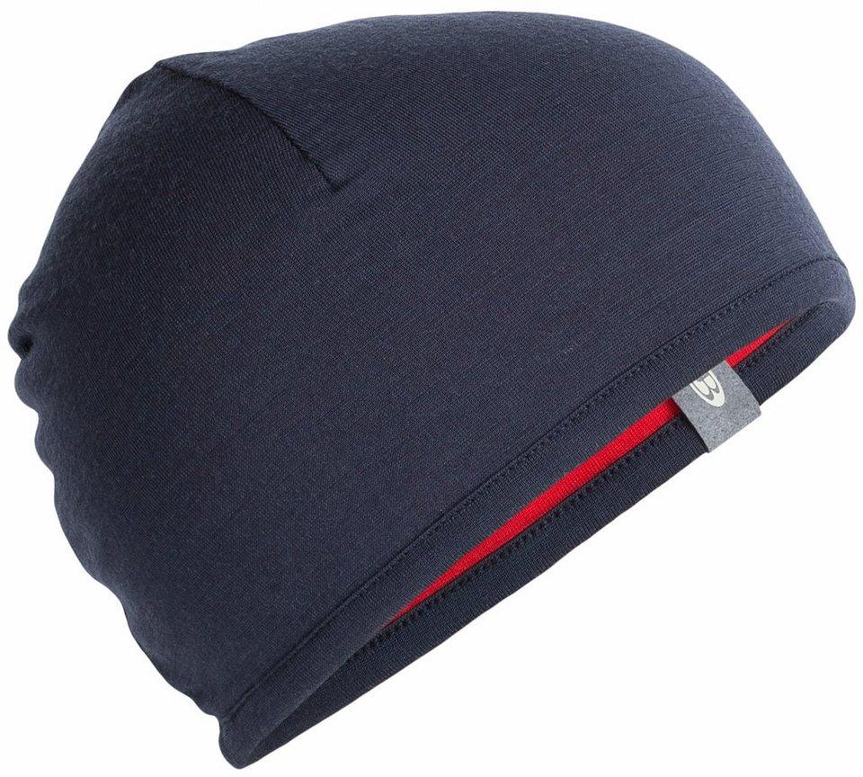 Icebreaker Hut »Pocket Hat« in blau